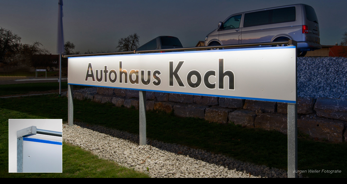 Projekte leccor leuchten gmbh for Autohaus linz